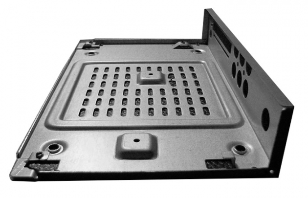 機上盒金屬底蓋-<span>樣品製作</span> 1